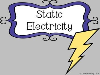 18 best images about static electricity on Pinterest | Activities ...