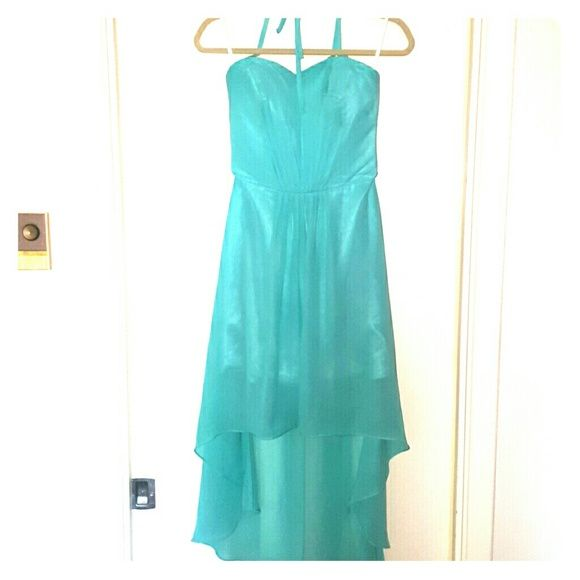 Bridesmaid Dress Xs-s tailored bridesmaid gown Dresses High Low