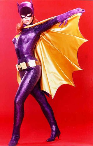 batgirl-yvonnecraig by greatspacecoaster15, via Flickr