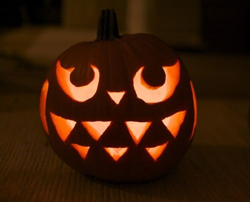 My Owl Barn: Free Halloween Pumpkin Stencils + Carving Ideas + Garlands