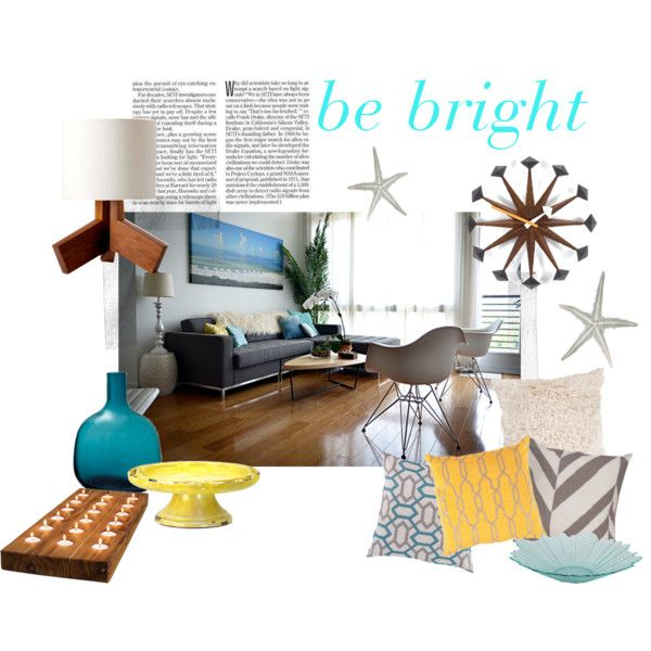 """Bright & Summery"" by smartfurniture on Polyvore"