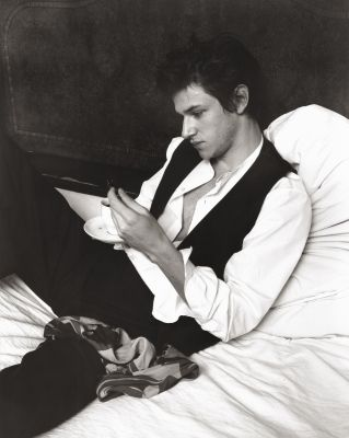 """Gaspard Ulliel, played Hannibal in Hannibal Rising, this role is what started it all for me, loving the """"bad guy"""" i swear directors purposely get sexy men to play the villain so you feel for him"""