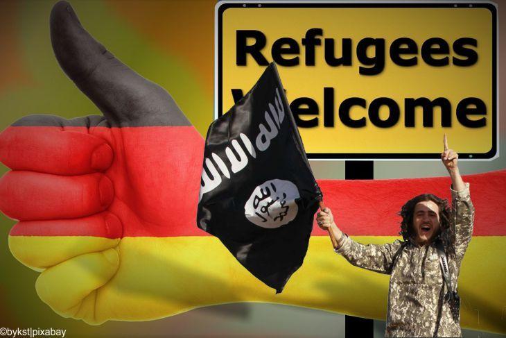 Deutschland wird dank seiner Rechtsprechung zum Magneten für IS-Terroristen  Im französischen Nizza ist ein Mann mit einem LKW in eine Menschenmenge gerast; nach offiziellen Angaben gibt es mindestens 84 Tote. Schätzungen zufolge sind bisher rund 5 000 Europäer in Konfliktgebiete gereist, um sich Terrororganisationen anzuschließen.