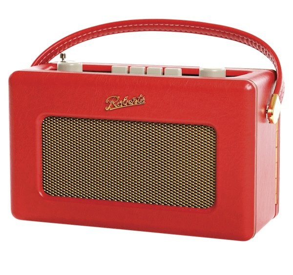 Roberts Radio - Red