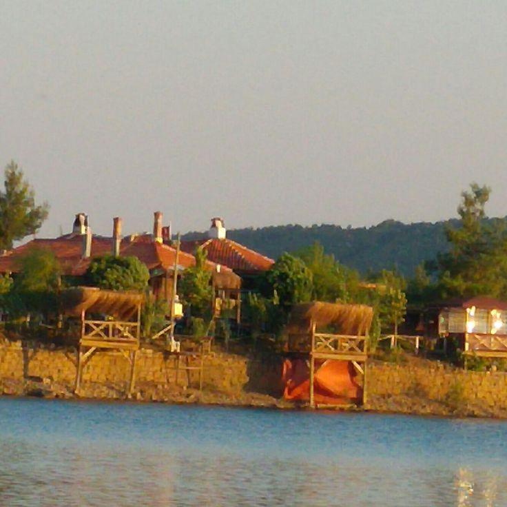 Türkiye_Muğla_Ula gölet