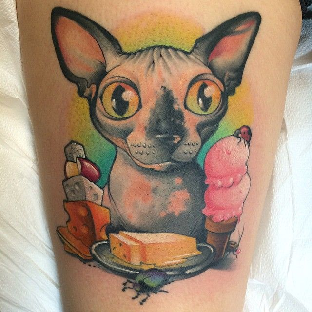17 best images about sphynx tattoos on pinterest cats zaragoza and sphinx cat. Black Bedroom Furniture Sets. Home Design Ideas