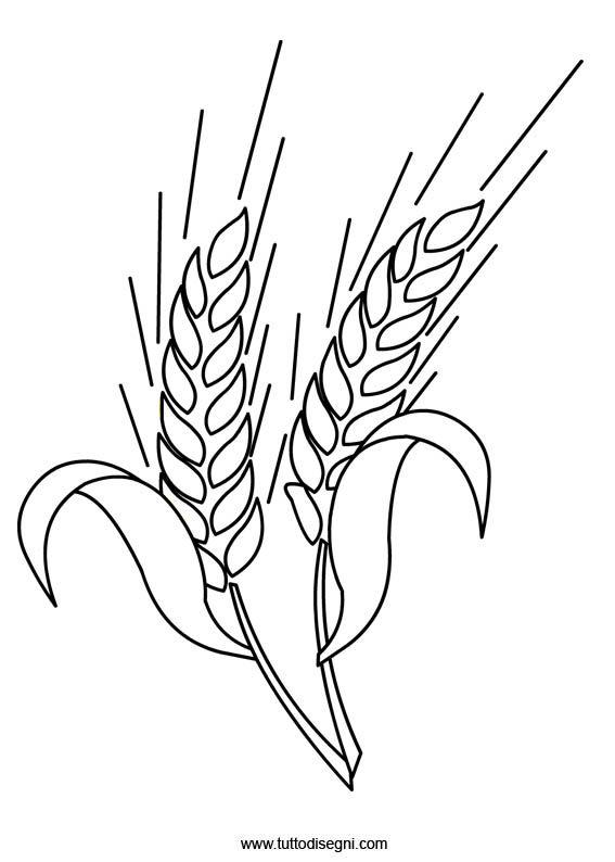 картинка колосок рисовать шаблоны вечеринка приглашения