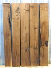 5- Rustic Black Walnut Lumber Salvaged Craftwood Project Pack 33135-33139