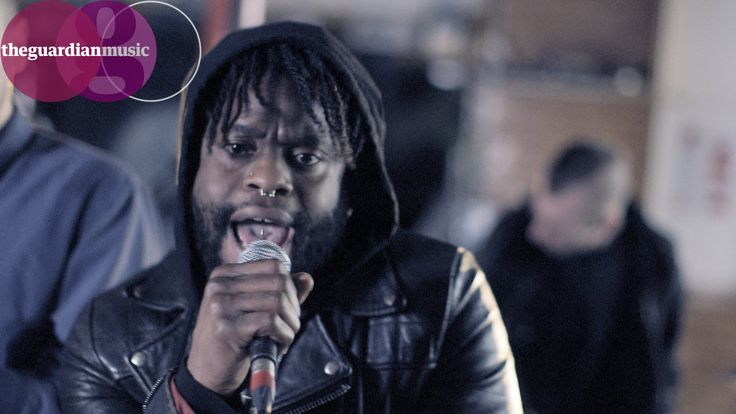 Young Fathers - Shame | Guardian Sessions