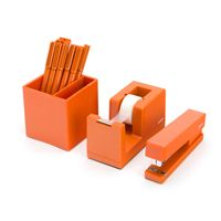 Orange Starter Set Poppin S Color Desk Accessories Other Nice Bright Colors Too