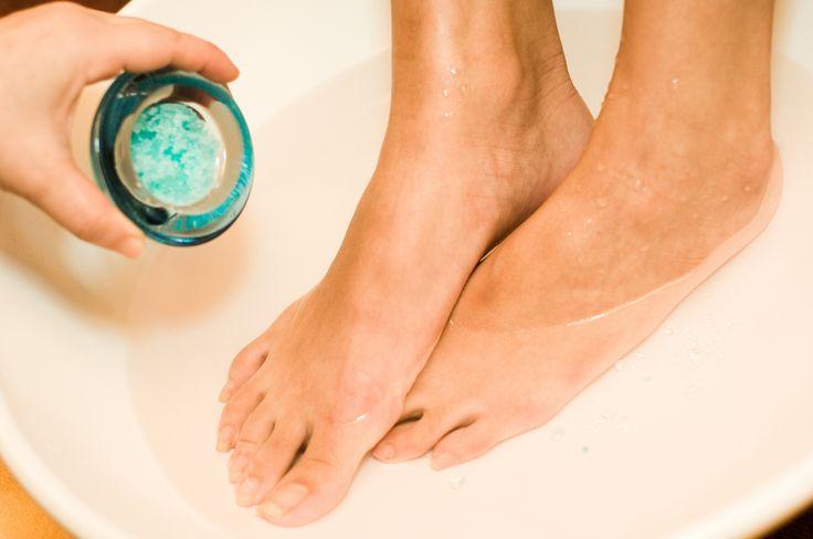 Soigner les pieds endoloris