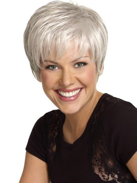 fine hair short styles 25 best ideas about thinning hair cuts on 1427 | ac494174bf8ec70f3ca8b848b7cb4710 white hair grey hair