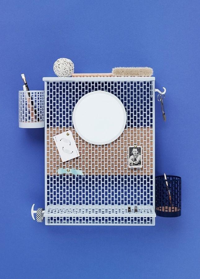 Система для хранения Pinorama от Инги Семье для HAY #FAQinDecor #design #decor #architecture #interior #art #дизайн #декор #архитектура #интерьер
