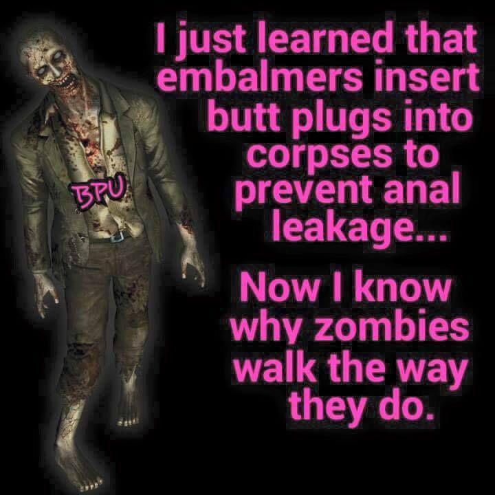 Zombob's Zombie News and Reviews: T. M. I....