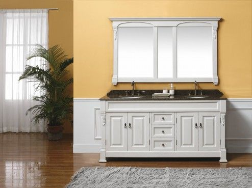 Best Photo Gallery Websites Furniture Cool Modern Bathroom Vanity Washbasin White Cabinet With Brown Countertop And In