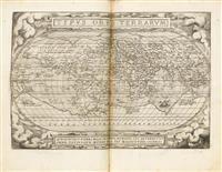 ATLANTEN - Abraham Ortelius,.Theatrum orbis terrarum. #Ortelius #Koller #Auktionen #Auctions