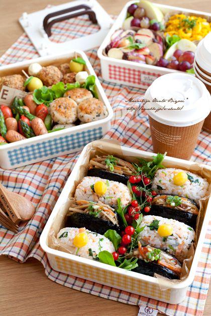 「 2014★運動会のお弁当 」の画像|あ~るママオフィシャルブログ「毎日がお弁当日和♪」Powered by Ameba|Ameba (アメーバ)