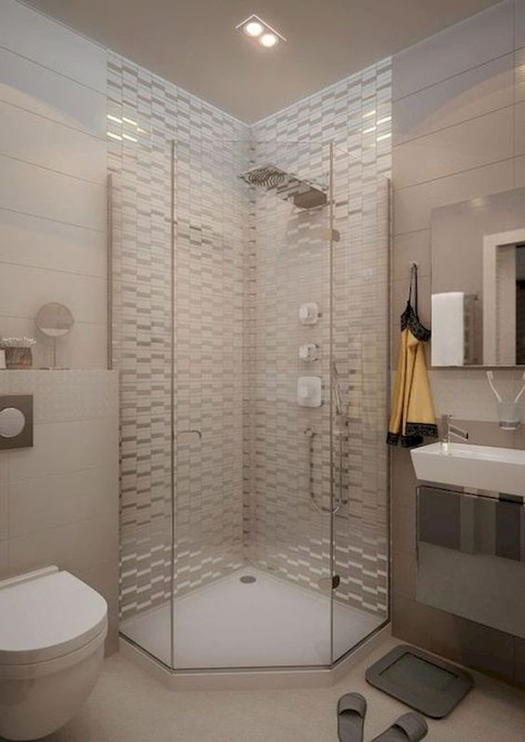 50 impresionantes ideas de cambio de imagen de baño pequeño (12) – CoachDecor.com