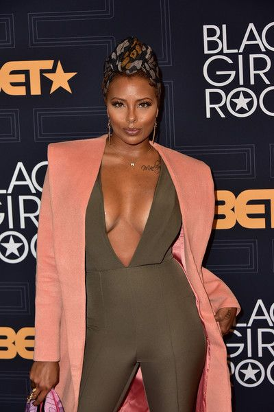 Eva Marcille Photos - Eva Marcille attends the Black Girls Rock! 2016 Show at New Jersey Performing Arts Center on April 1, 2016 in Newark,…