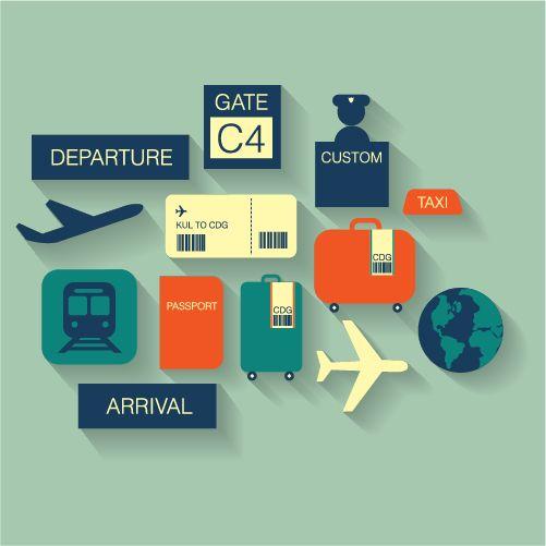İster iş için, ister tatil için! Biz seyahat etmeyi çok seviyoruz!