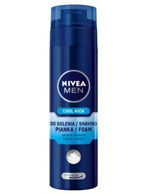 Chłodząca pianka do golenia  • zmiękczony zarost i bezpieczny ruch ostrza po skórze • dokładne i wygodne golenie • ochronę przed drobnymi zacięciami i podrażnieniami