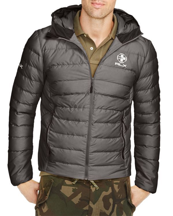 Shop for Polo Ralph Lauren RLX Explorer Down Jacket online at