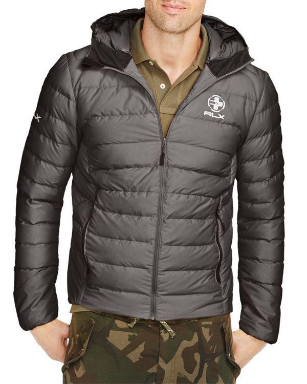 Shop for Polo Ralph Lauren RLX Explorer Down Jacket online at