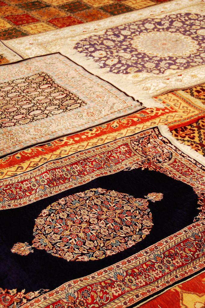 Turkish Carpet Cadocia Turkey