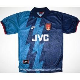 1995-96 Arsenal Away Shirt