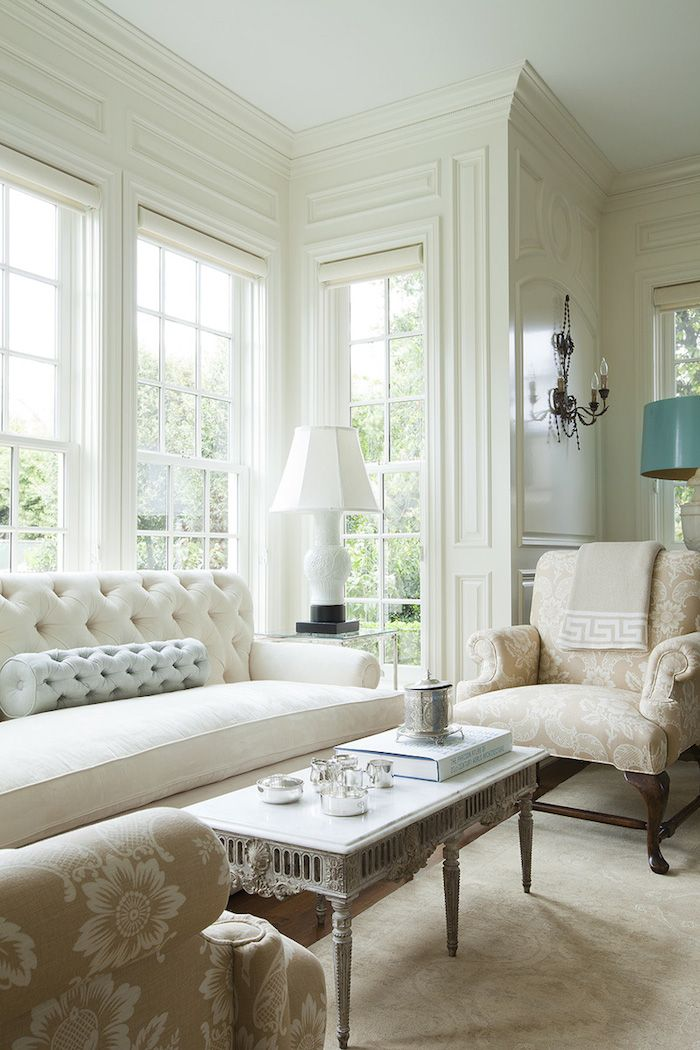Beautiful WHITE PAINTS In My 25 Year Career, These Are The Only White Paint Trim  Colors Iu0026 Ever Specified. Just These Six, Says New York Interior Designer  Laurel Bern Part 26
