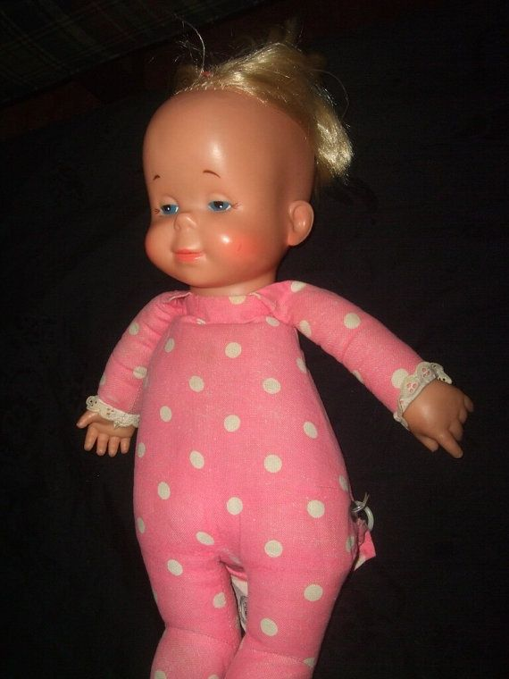 1974 drowsy doll by Mattel