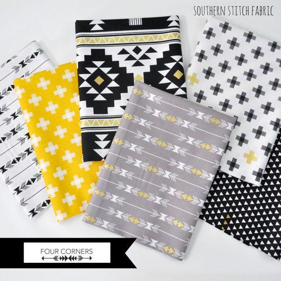 Four Corners Fabric Bundle