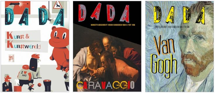 kunst tijdschrift Dada