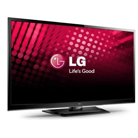 """Get Full HD 1080p picture quality and TruMotion 120Hz with the LG 47LS4600 47"""" Class Full HD 1080p LED LCD HDTV. LG's LED technology provides a slim profile and delivers amazing brightness, clarity and color detail, as well as greater energy efficiency co'"""