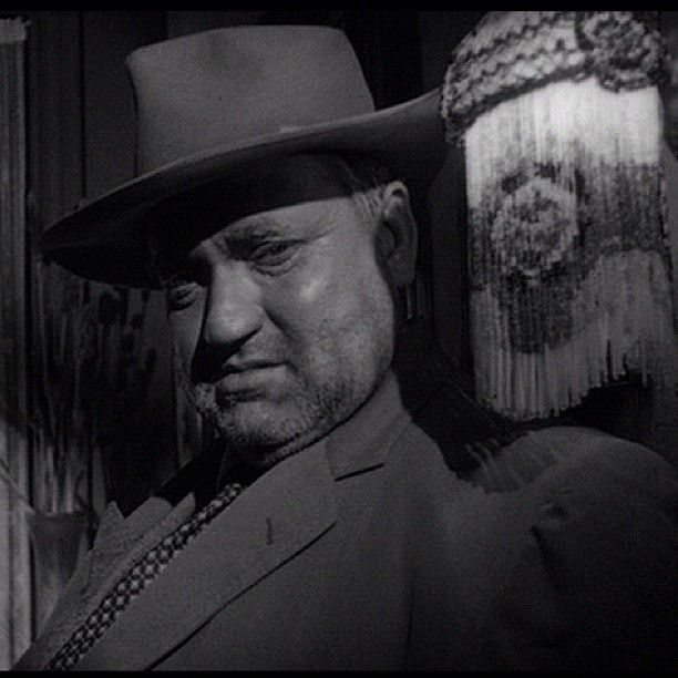 Orson Welles. Touch of Evil.