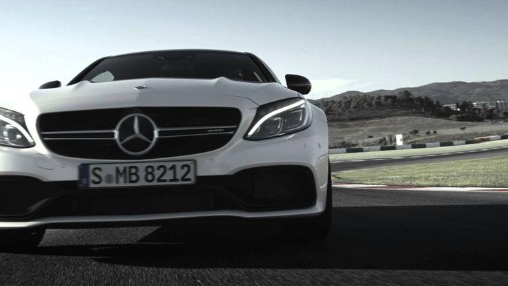 Mercedes-Benz C63 AMG Coupé - Film Trailer