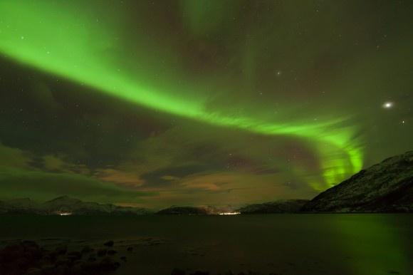 Dancing Polar Auroras Captured by Thierry Legault