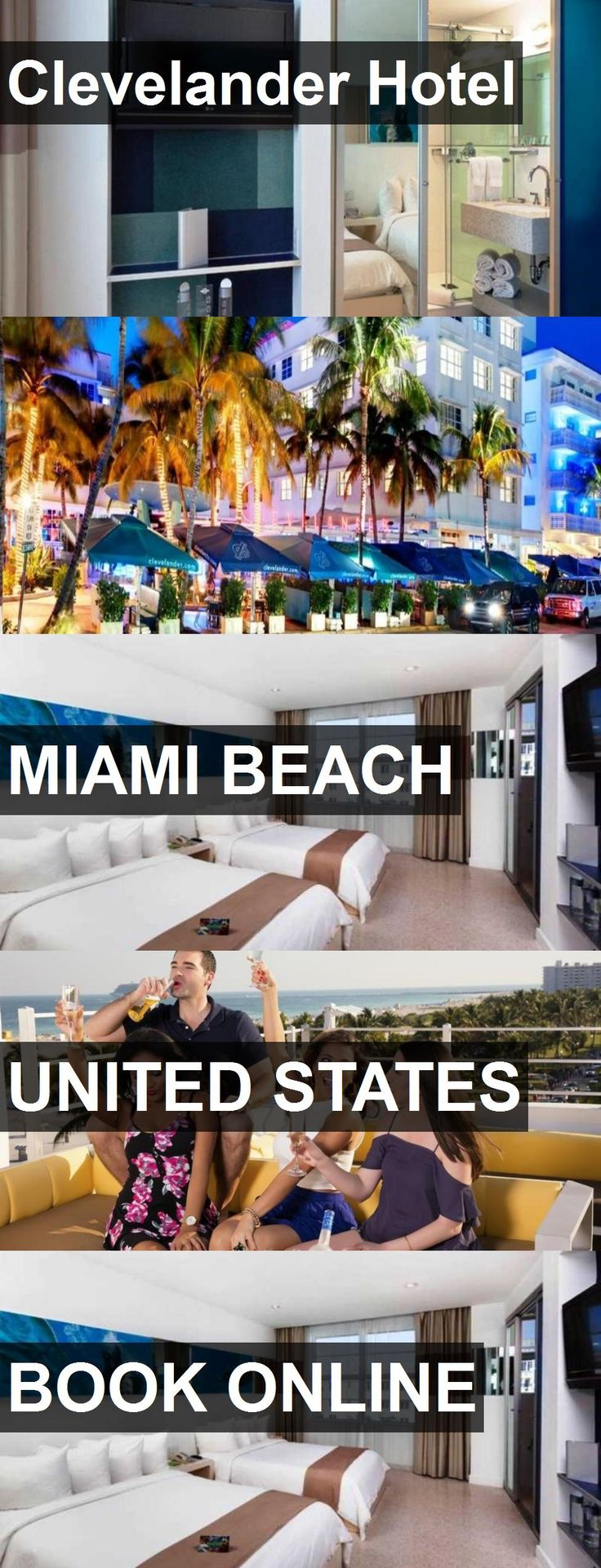Hotel Clevelander Hotel in Miami Beach, United States. For more information, photos, reviews and best prices please follow the link. #UnitedStates #MiamiBeach #ClevelanderHotel #hotel #travel #vacation