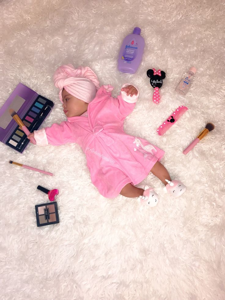 Meine Prinzessin 4 Monate alt