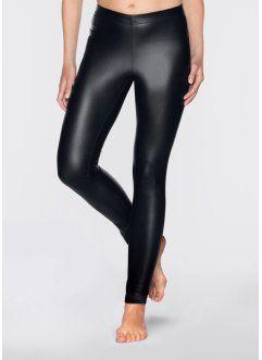 Legging, bpc bonprix collection, noir