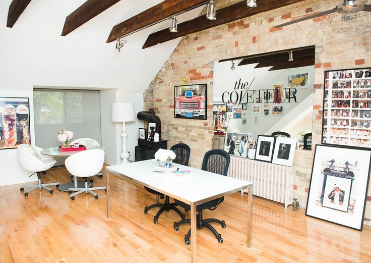 The Coveteur office spacesInspiration, Dreams, Expo Beams, Fashion Style, Offices Spaces, Work Spaces, Workspaces, The Offices, Coveteur Offices