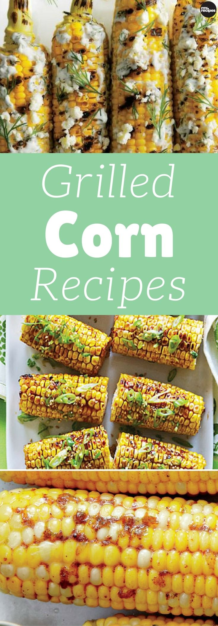 Fresh summer corn is one of the season's best gifts, and when you grill it, the flavor goes from super good to sublime. These grilled corn toppings and marinades make for the perfect cookout side. | MyRecipes