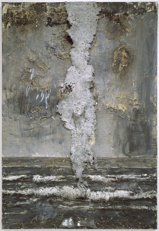 Anselm Kiefer, Emanation. See The Virtual Artist gallery: www.theartistobjective.com/gallery/index.html