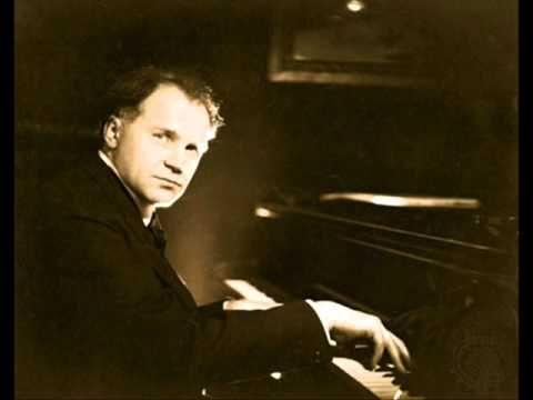 Wilhelm Backhaus plays Brahms Hungarian Dances No. 6 and No. 7