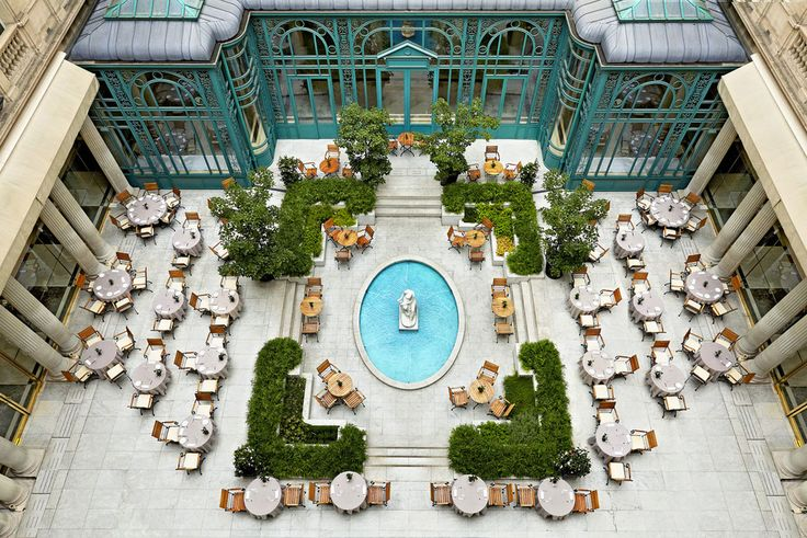 L'hôtel Westin Paris-Vendôme à Paris palace parisien http://www.vogue.fr/voyages/hot-spots/diaporama/lhtel-westin-paris-vendme-paris-palace-parisien/24861#lhtel-westin-paris-vendme-paris-palace-parisien-3