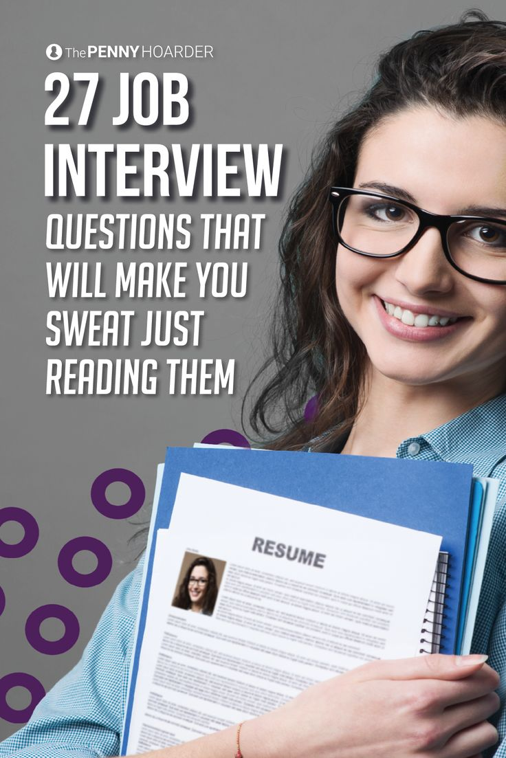 Nervous about your upcoming job interview These