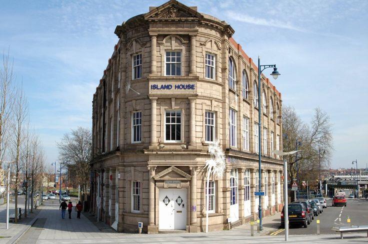 Island House Fazeley Street Birmingham built 1912 then demolished in 2012.