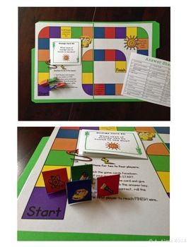 Energy Board Game - Potential - Kinetic - Transformations- SCIENCE with KAYLA AND JULIE