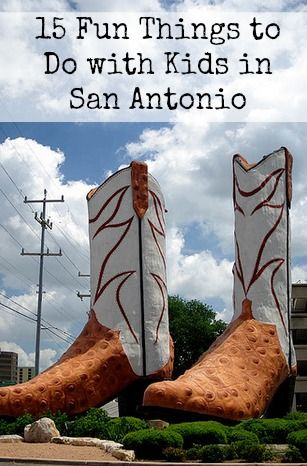 Kidventurous rounds up a great list of things to do with kids in San Antonio. #familytravel