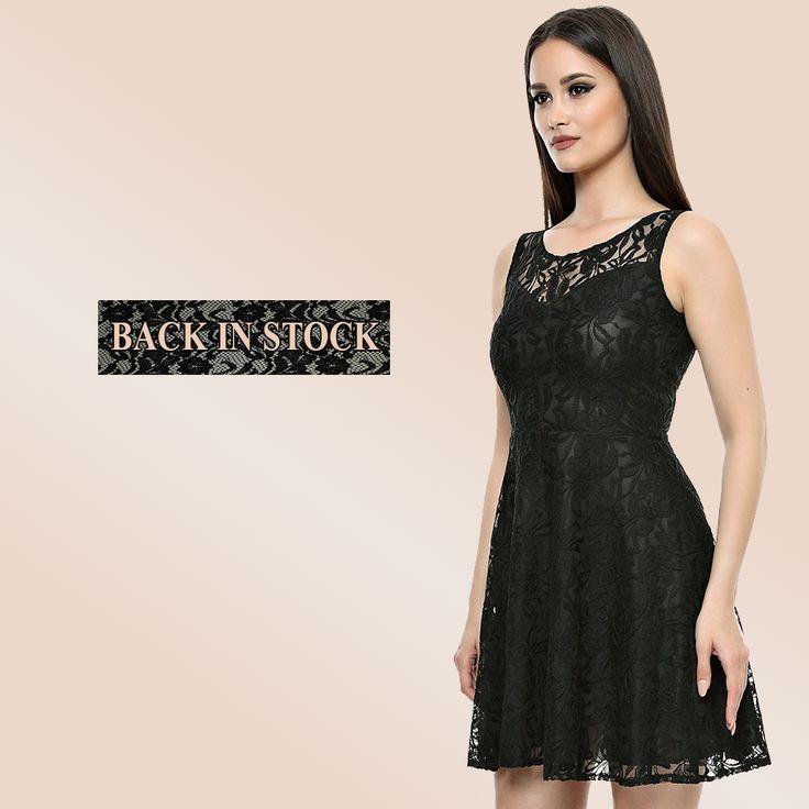 Fiindcă a revenit în stocul magazinului Adrom Colection, rochia R304 se poate comanda en-gros, online, simplu și rapid: http://www.adromcollection.ro/628-rochie-angro-r304.html